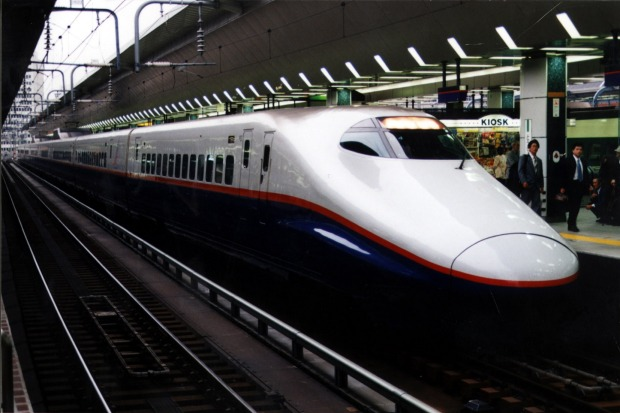 SHINKANSEN TRAINS: They are fast, safe and environmentally friendly. No wonder the rest of the world has copied Japan's ...