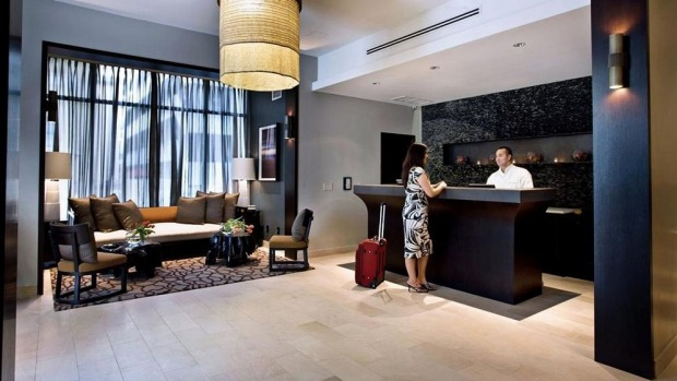 HOTEL RENEW BY ASTON: Urbanites will feel right at home at the ultra-hip Hotel Renew, situated on the quieter end of ...