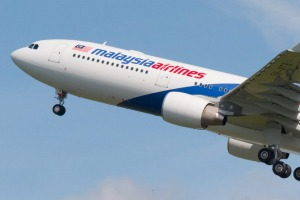 Malaysia Airlines  flight test. Airbus A330-300.