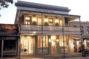 Castlemaine's Empyre Boutique Hotel