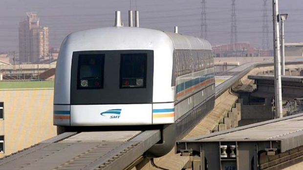 MagLev technology is one of the systems under consideration as China builds one of the world's greatest high-speed rail ...