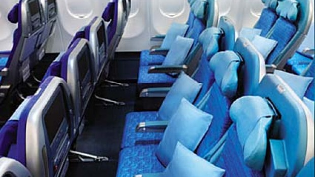 Cathay Pacific is said to be replacing its 'fixed-back shell' economy seat after complaints it is uncomfortable.