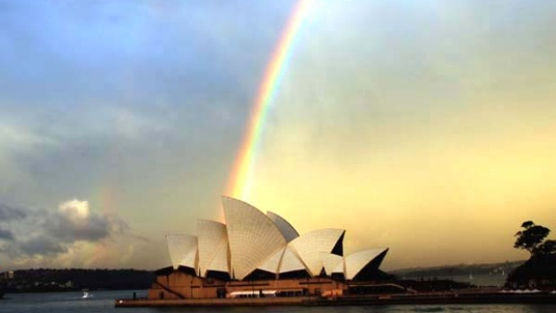 Sydney shines ... residents may be smug, but they have plenty to be smug about.