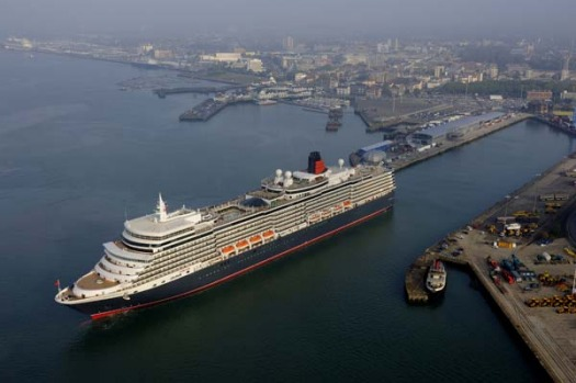 Tickets for the maiden world voyage sold out in half an hour, so there is clearly still an appetite for cruise ships ...