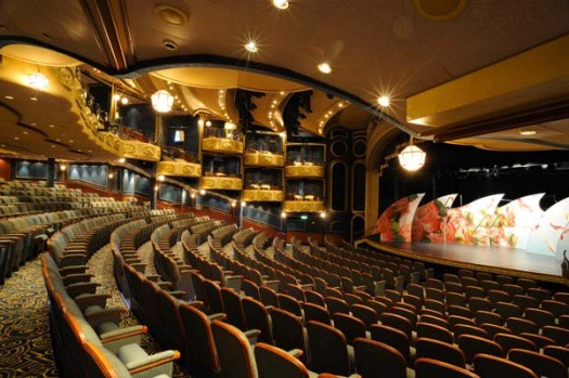 In the 800-seat theatre, the entertainment will range from Ukrainian string quartets and an abbreviated version of ...
