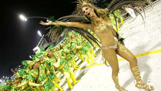 Brazil has always been known for celebration, but these days it has even more to celebrate.