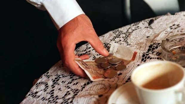 When it comes to tipping service staff, Australians have a bad reputation.