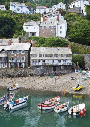 History lesson ... Clovelly is maintained in 19th-century working order.