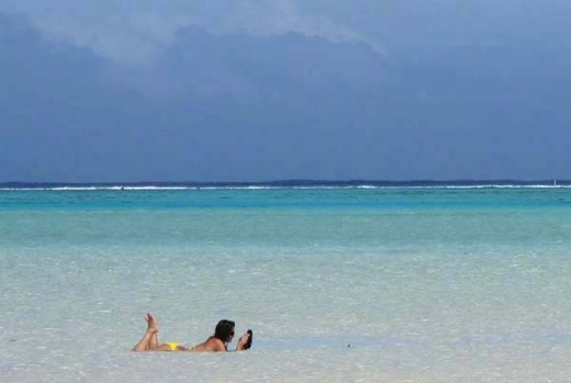 From beaches to monasteries ... my best travel experiences of 2010, including the Cook Islands (pictured).