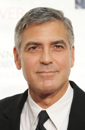 George Clooney ... not an easy man to hate, but I've found a way.
