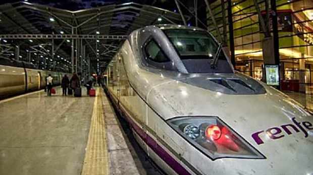 Madrid To Valencia Train Travel Time