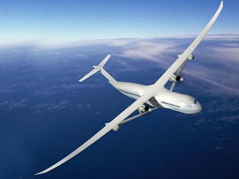 Boeing's Subsonic Ultra Green Aircraft Research (SUGAR) Volt concept is a twin-engine aircraft with hybrid propulsion ...