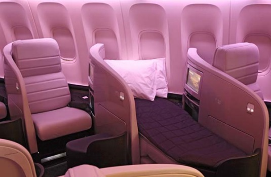 Make us an offer: Air NZ to auction off best seats