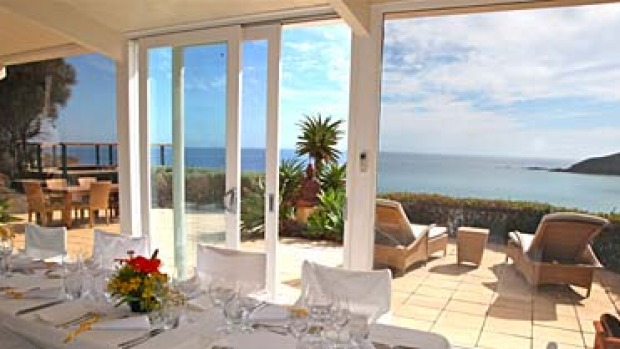 High life ... Lifetime Private Retreats's Cliff House, with its view of the Kangaroo Island coastline, is a perfect ...