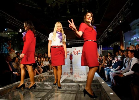 Virgin Blue is hoping to attract more corporate travellers with its new business class seats, revamped lounges and ...