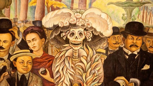 Revolutions and revival for Arte mural mexicano