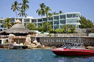 Renovation rescue ... after a lengthy redesign, the Hotel Boca Chica blends nostalgia with first-rate comfort.