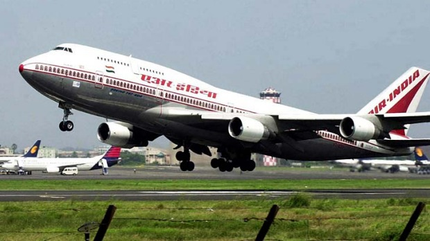 A pilot working for Air India was arrested on Sunday over allegations he had used fake documents to gain his flying licence.