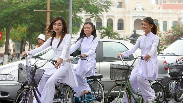 Cycling Tours In Vietnam Coasting In Good Company