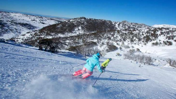 Skiers can now use one lift pass at both Perisher and Thredbo.