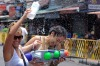 The Songkran festival, also known as the water festival, marks the start of Thailand's traditional New Year and is ...