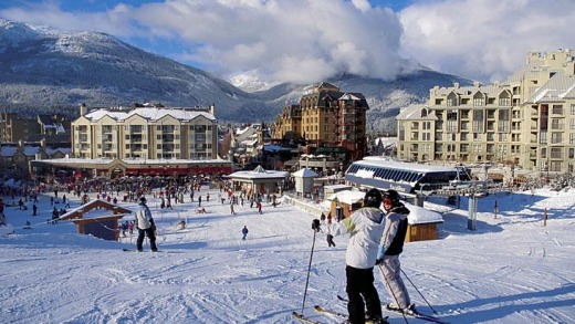 Whistler Canada Australian Ski Workers Welcome To