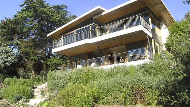 Grand designs ... Anglesea Heights has big views and modern accommodation.