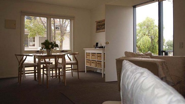 Cosy ... The Cottage at Redesdale is well furnished with a fine breakfast spread.