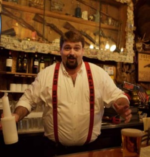 A friendly barman can help bridge the language gap.