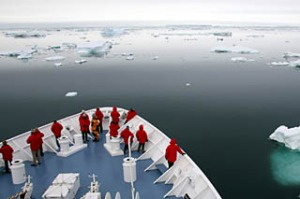Antarctic Cruise MV Orion