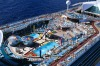 It is twice the size of most cruise ships currently based in Australia and nearly two-and-a-half times bigger than the ...