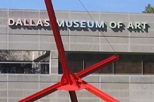 guide to Dallas. Dallas Museum of art