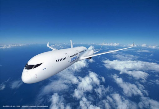Although Airbus is gazing 40 years into the future, some of these developments could be turned into reality and ...
