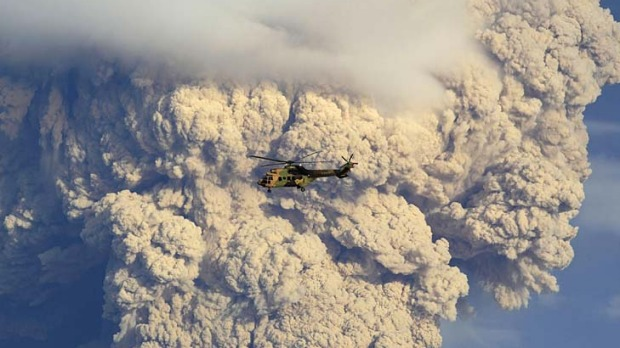 Volcanic ash cloud that caused six days of air travel havoc is about to return.