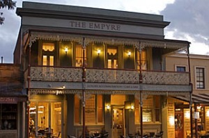 The Empyre CastlemaineThe Empyre Castlemaine.jpg