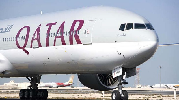 High flyer ... Qatar Airways has been named the world's best airline in the annual Skytrax awards.