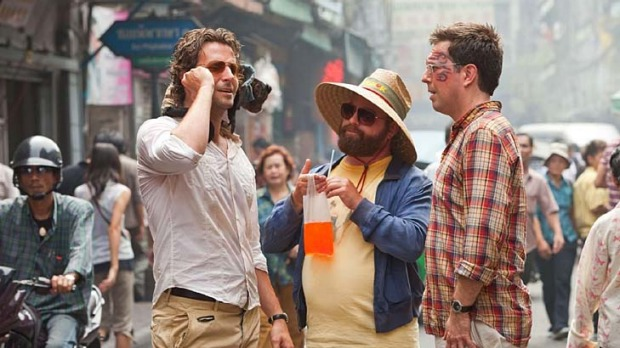The Hangover II portrays Thailand as a place for drunken sex in sleazy strip clubs, raucous bar fights and close shaves with gangsters.