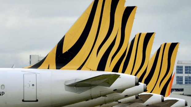Tiger Airways ... breached safe flying limits.