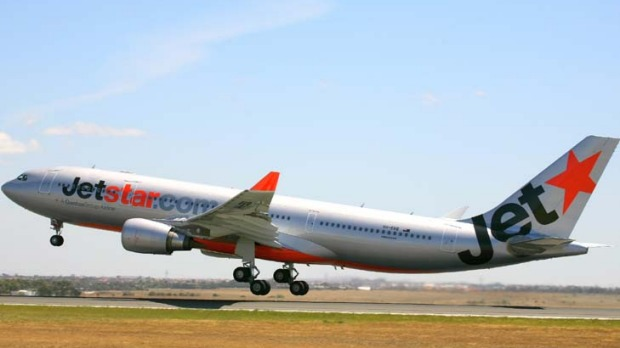 Taking off: Jetstar Japan has recieved the go ahead.