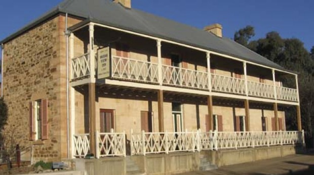 Bridge View Inn, Rylstone.