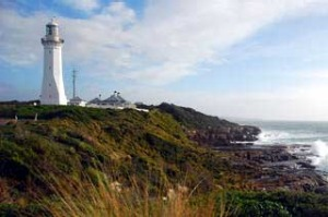 NSW South Coast, light to light walk, Green Cape lighthouse