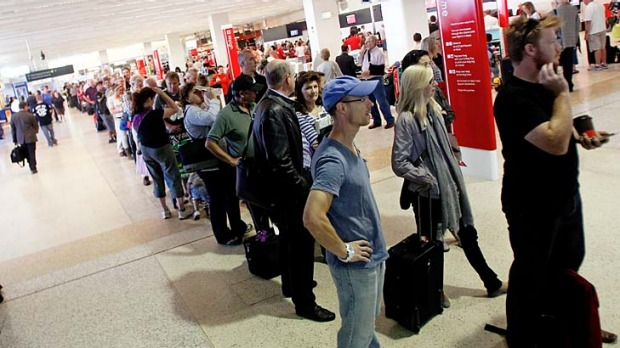 If cuts to Customs go ahead, expect your wait at the airport to get even longer.