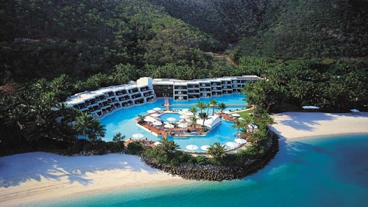 The resort closed in March to repair massive damage caused by Cyclone Anthony in January and Cyclone Yasi in February.