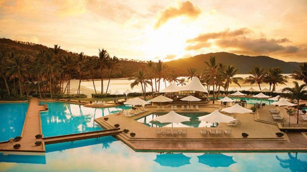 After five months of rebuilding from the devastation of two cyclones, Hayman Island has reopened for business.
