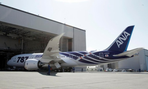 Boeing, the world's second-largest plane maker after Airbus, is about three years behind schedule in delivering the ...