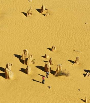 The Pinnacles, Nambung.