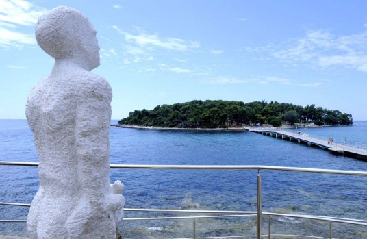Croatia has lost its top spot as a naturist destination to France and Spain.