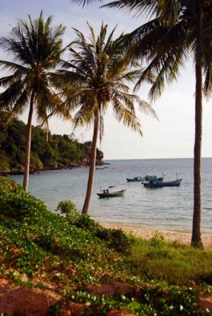 Isolation ... it may be on Ho Chi Minh's doorstep, but Phu Quoc is free from tourist hordes.