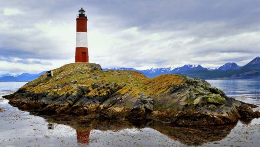 Magnificent places ... Ushuaia.