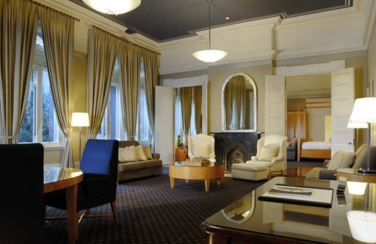 Heritage Long Suite, Westin. The Westin is housed in a building that flawlessly combines Sydney's original General Post ...